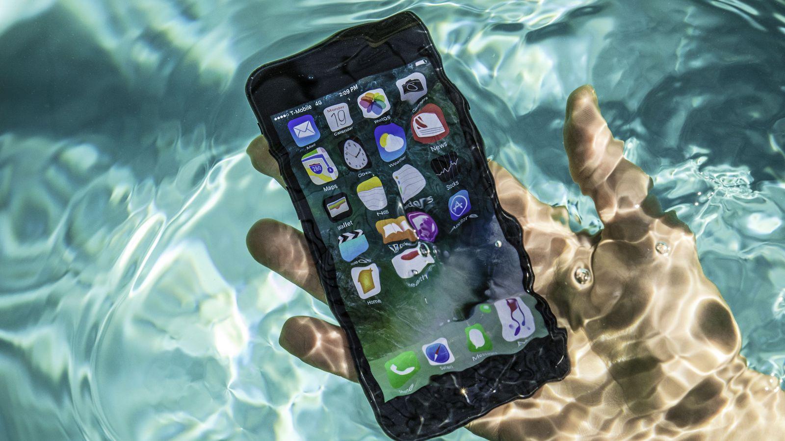 IP67 и колко е водо-устойчив iPHONE